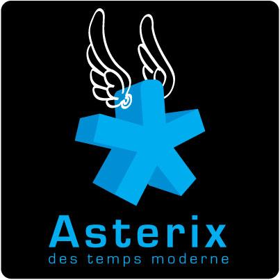 asterix 2006 - Création Tshirt Lafraise